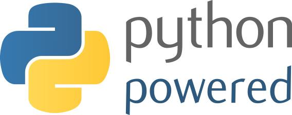 Python code programmed